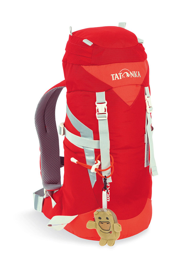 Batoh - Dětský batoh Tatonka Wokin Barva: červená