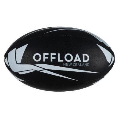 Černý míč na ragby Rwc19, Offload - velikost 1