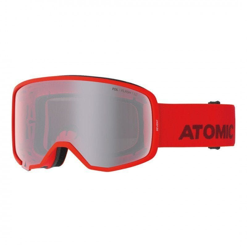 Lyžařské brýle - Atomic REVENT Red