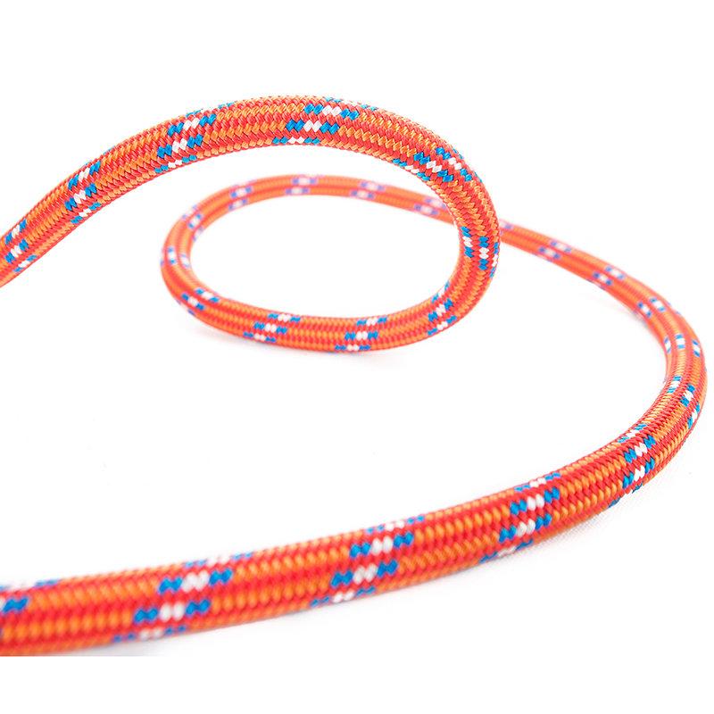 Oranžové horolezecké lano Beal - průměr 9,8 mm