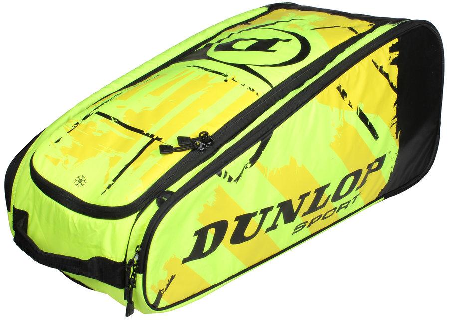 Tenisová taška - Dunlop Revolution NT 10 žlutá
