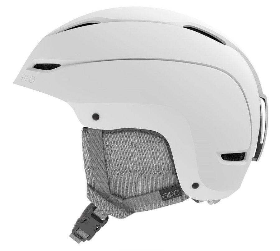 Bílá dámská helma na snowboard Giro - velikost M