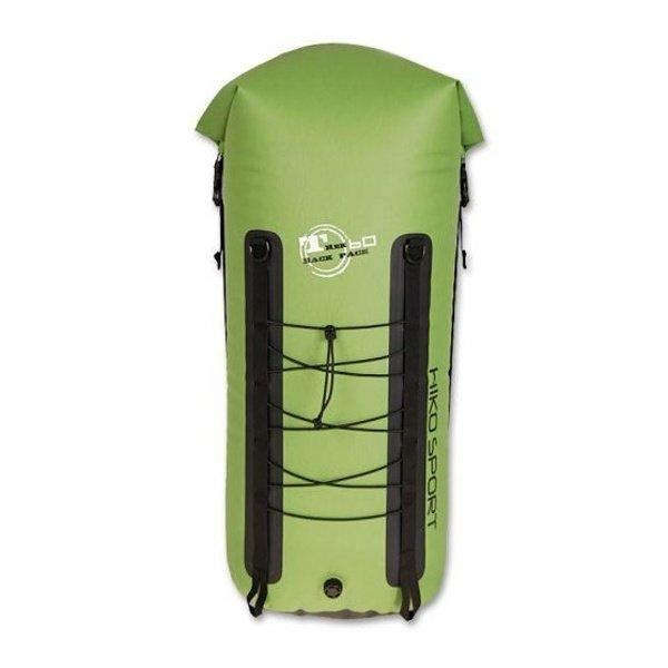Zelený vodácký batoh Trek, Hiko - objem 40 l