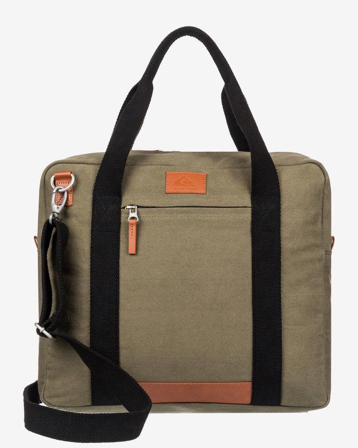 Zelená kabelka Quiksilver