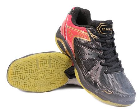 Černé pánské sálová obuvi Extremely, FZ Forza
