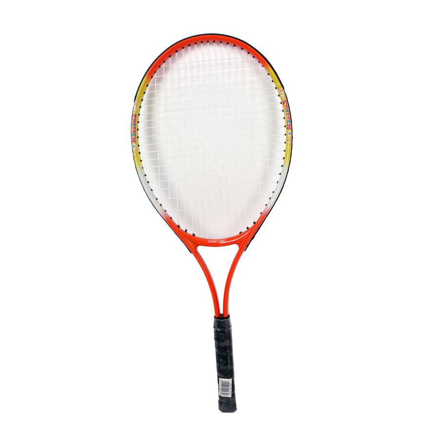 Zelená dětská tenisová raketa Spartan