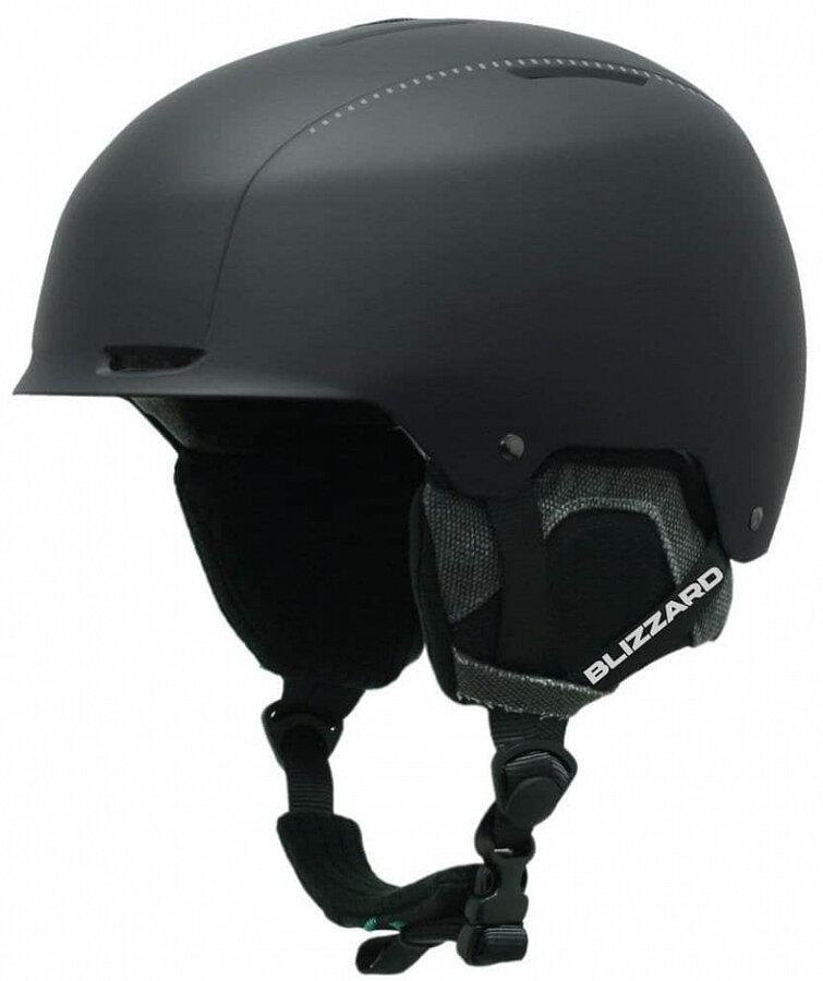 Černo-šedá lyžařská helma Blizzard - velikost 55-59 cm