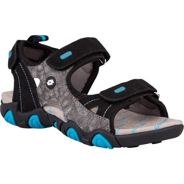 Modré dětské sandály Lotto