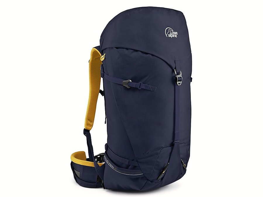 Modrý horolezecký batoh Lowe Alpine