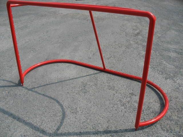 Hokejová branka se sítí KOMAXIT - šířka 183 cm a výška 122 cm