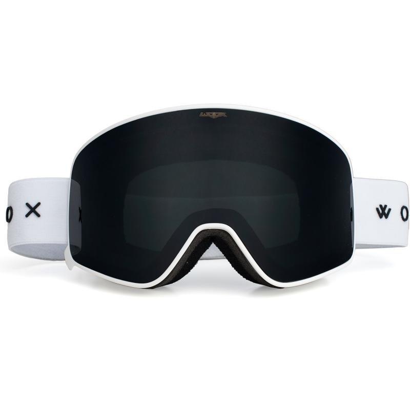 Lyžařské brýle - Woox Opticus Temporarius White/Ble lyžařské brýle