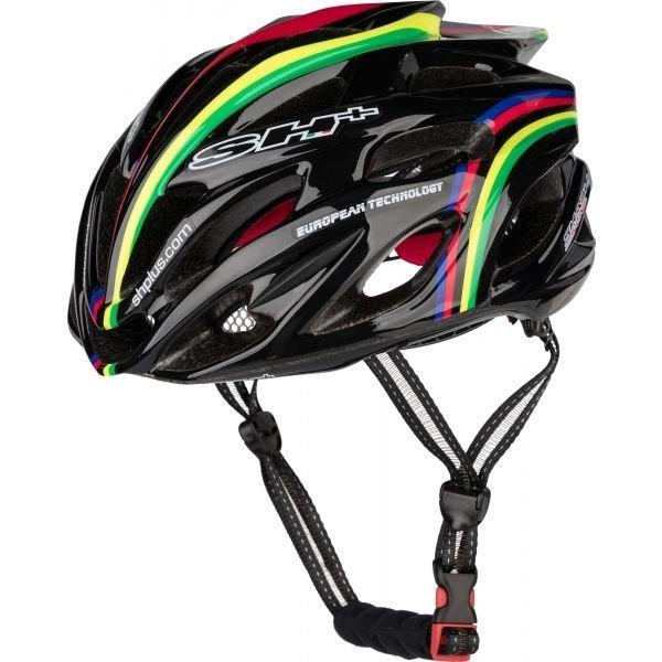 Černá cyklistická helma SH+ - velikost 55-60 cm