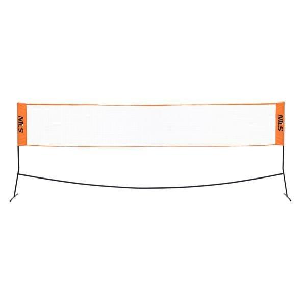 Síť na badminton - Badmintonová síť NILS SB520 520 cm