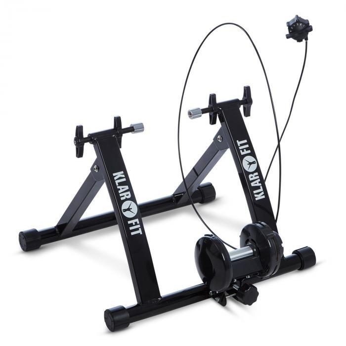 Magnetický cyklotrenažér Tourek, Klarfit - nosnost 100 kg