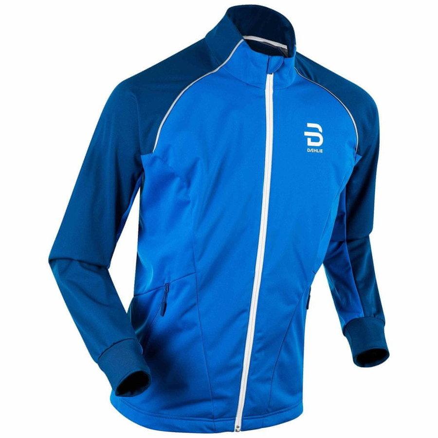 Modrá pánská bunda na běžky Bjorn Daehlie