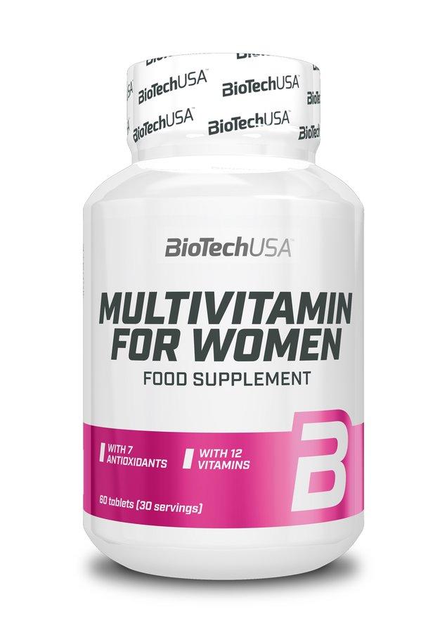 Multivitamín BioTech USA - 60 ks