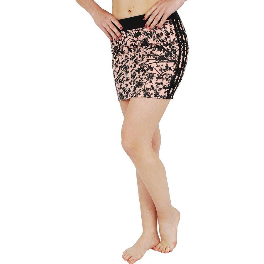 Růžová dámská sukně Adidas