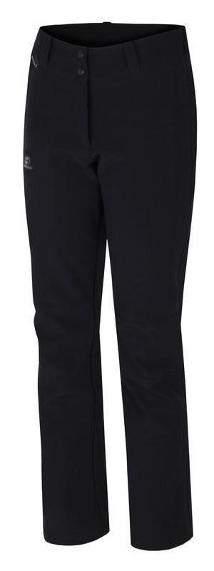 Černé dámské lyžařské kalhoty Hannah