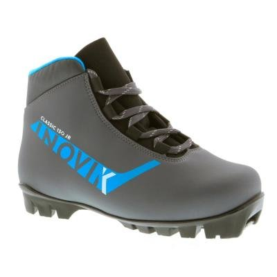 Černé boty na běžky Inovik