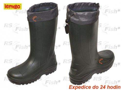 Rybářské holínky - Lemigo® Holinky Lemigo New Generation 701 43