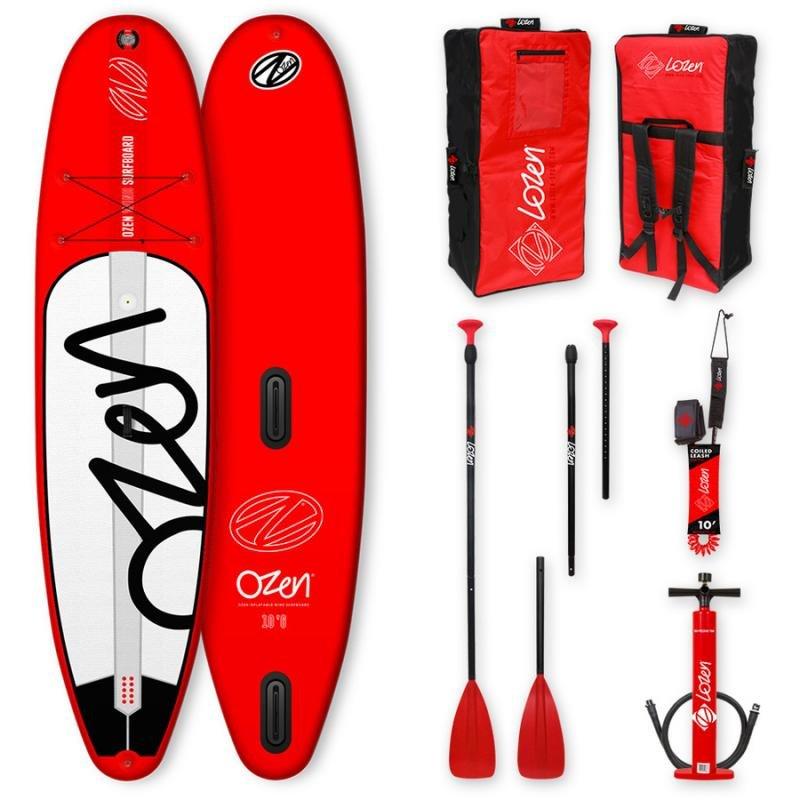 """Paddleboard - Paddleboard Gladiator LOZEN Windsup 10'6""""x32""""x6"""""""