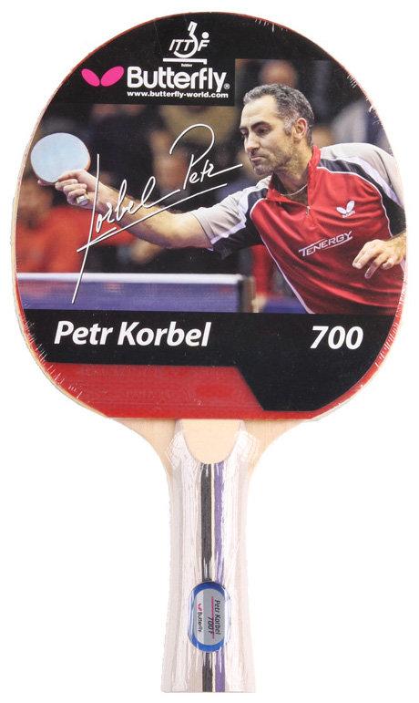 Pálka na stolní tenis Korbel 700, Butterfly