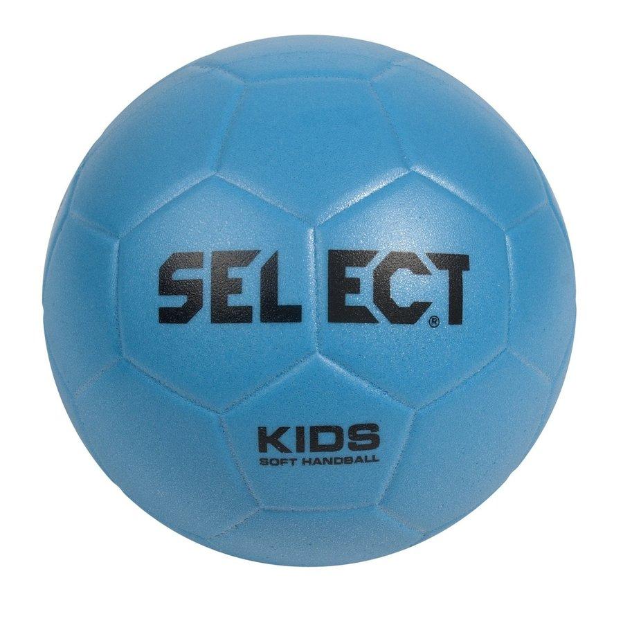Modrý míč na házenou Kids Soft Handball, Select - velikost 1