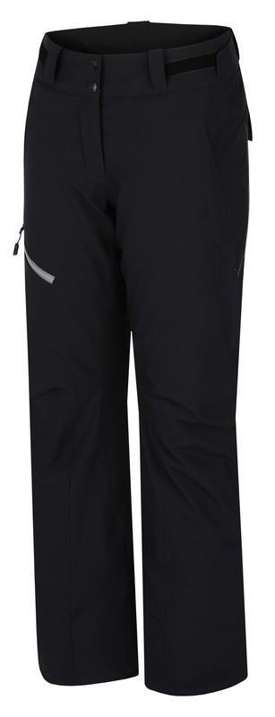 Černé dámské lyžařské kalhoty Hannah - velikost 38