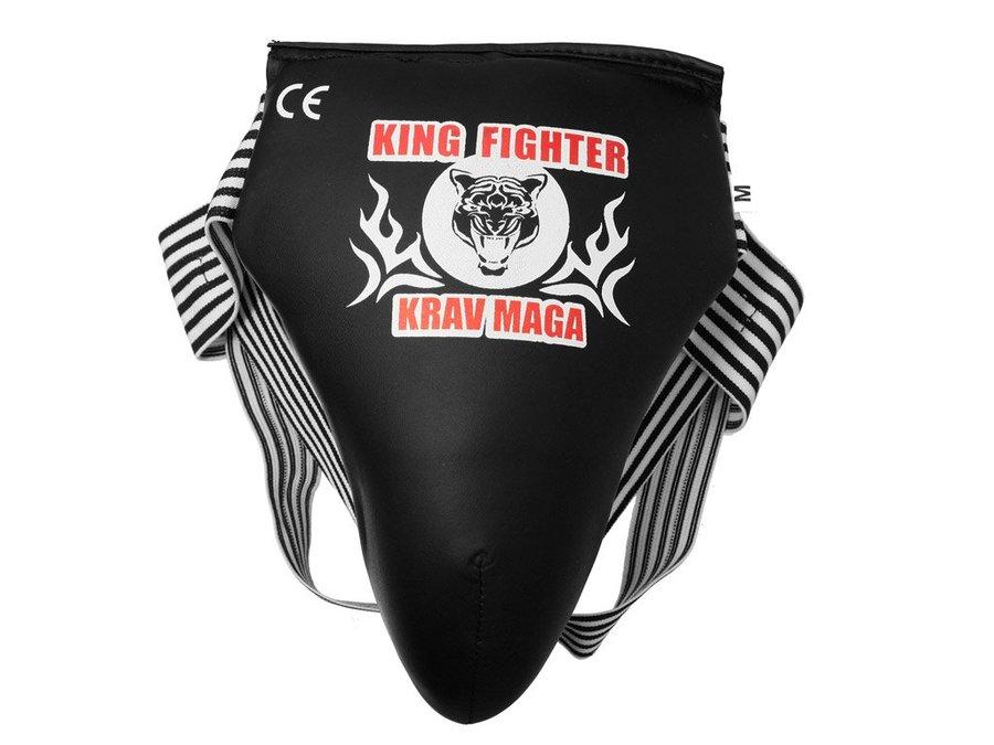 Suspenzor - KING FIGHTER Suspenzor s logem Krav Maga Velikost: M