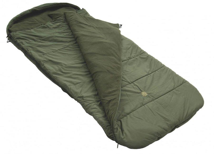 Zelený spací pytel Mivardi - délka 235 cm