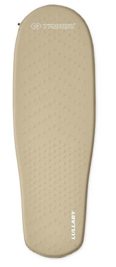 Fialová karimatka Trimm - tloušťka 3 cm