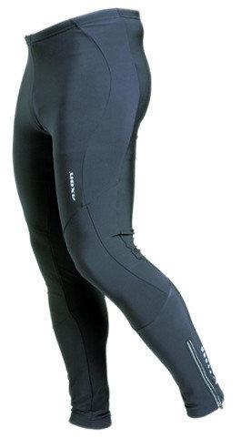 Černé pánské kalhoty na běžky Axon - velikost M