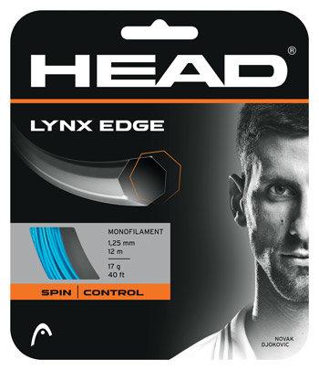 Tenisový výplet Lynx Edge Neon, Head - průměr 1,25 mm a délka 12 m