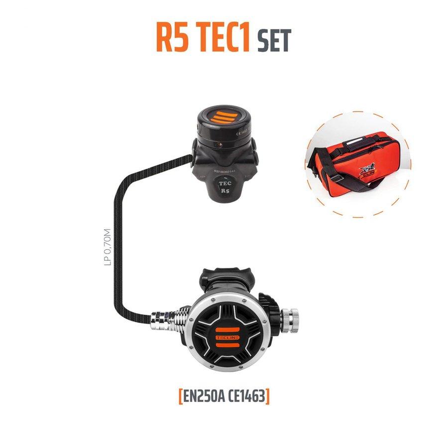 Automatika - Automatika R 5 TEC Tecline