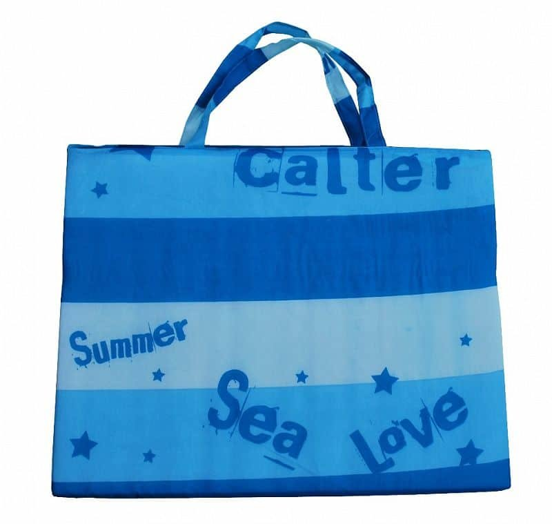 Plážové lehátko - Plážové lehátko CALTER, modré