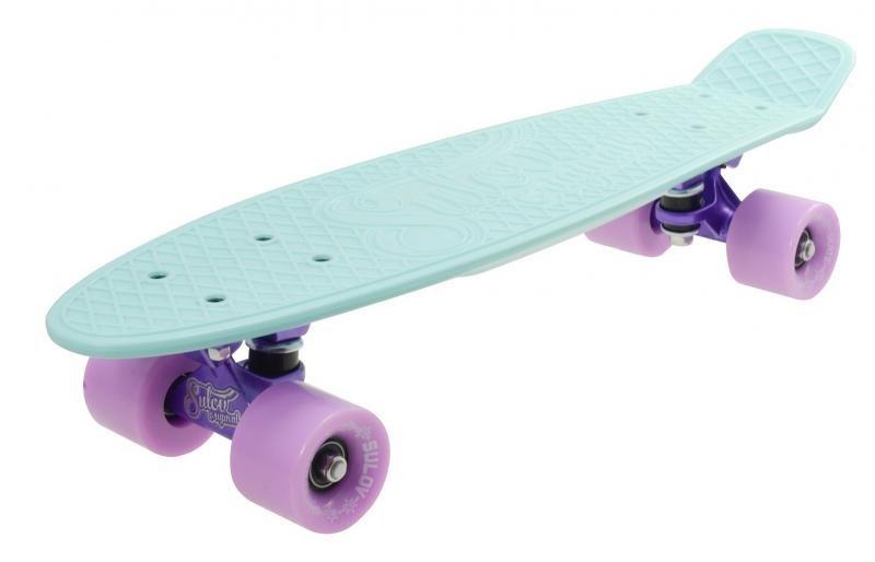 "Pennyboard - Penny board 22"" SULOV PASTEL mentol-nach"