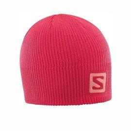 Červená zimní čepice Salomon