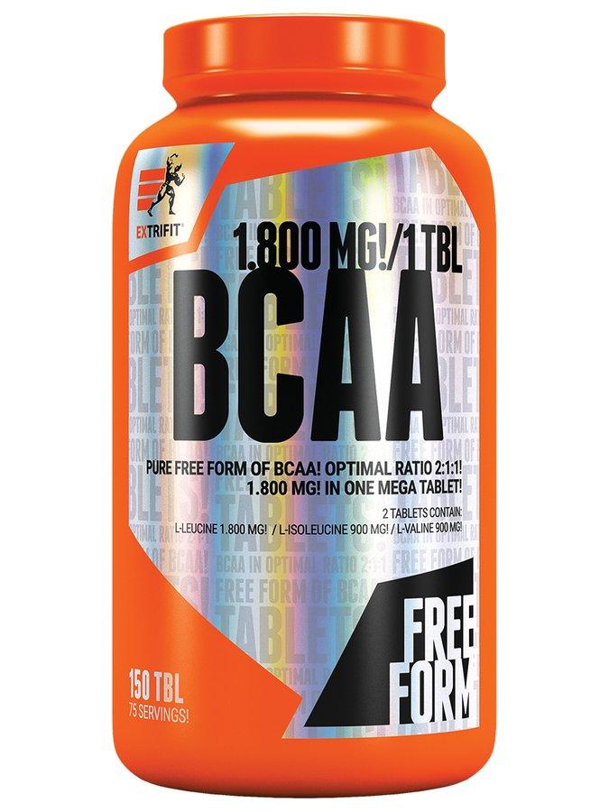 BCAA - EXTRIFIT BCAA 1800 mg Mega tablets 150 tablet