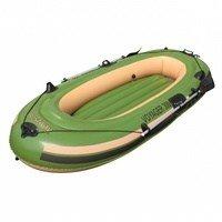 Zelený nafukovací člun pro 2 osoby VOYAGER 300, Bestway