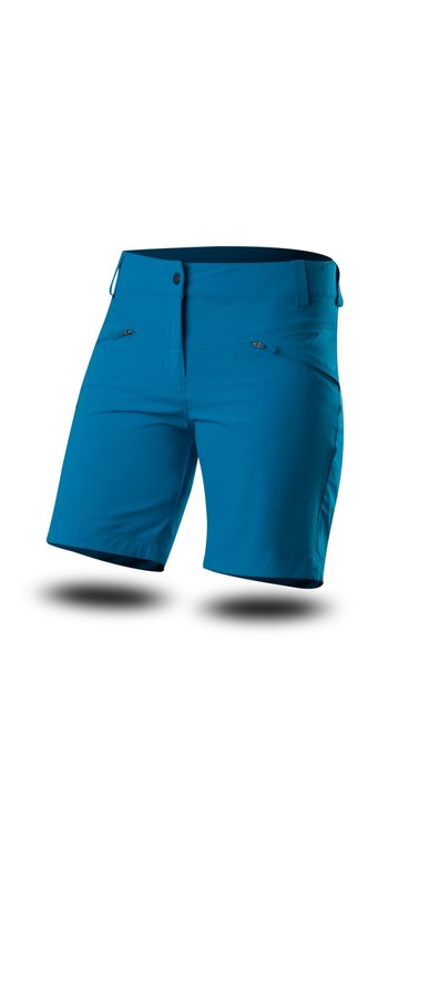 Modré sportovní dámské kraťasy Trimm - velikost M