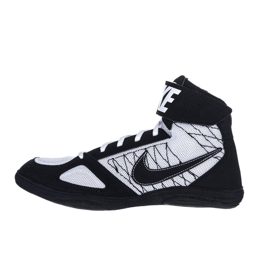 Bílé boxerské boty Takedown, Nike