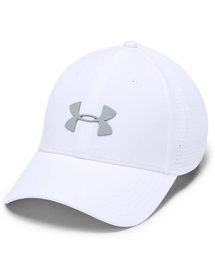 Bílá pánská golfová kšiltovka Under Armour