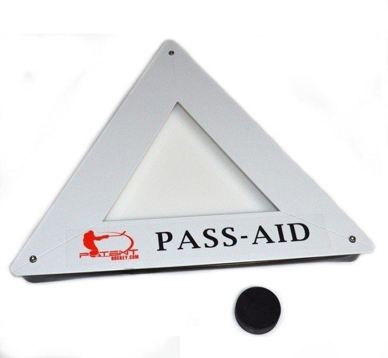 Hokejový nahrávač - Tréninkový nahrávač Pass Aid