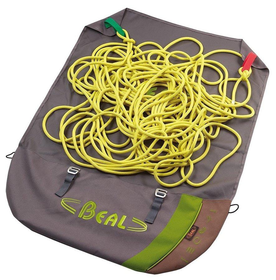 Zelený vak na lezecké lano Beal