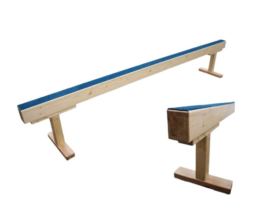 Gymnastická kladina - Kladina - kladinka 300 cm