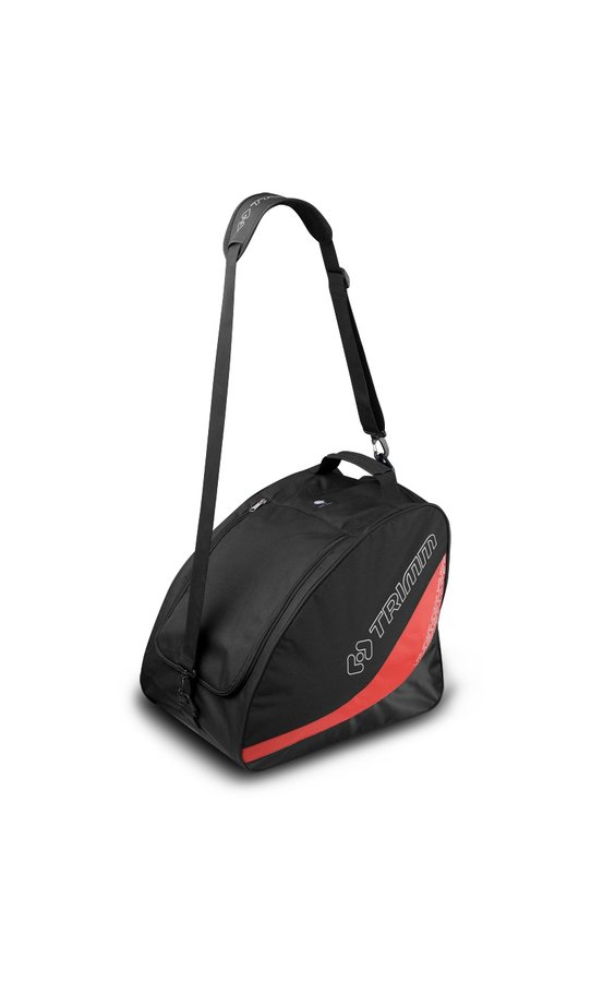 Taška na lyžařské boty - Taška na lyžařské boty TRIMM Bootbag black