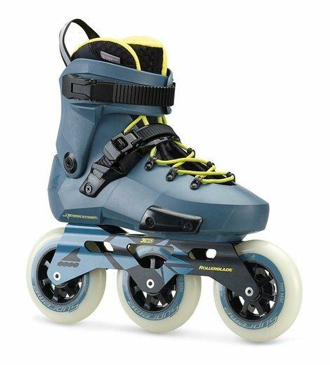 Modro-šedé kolečkové brusle Rollerblade