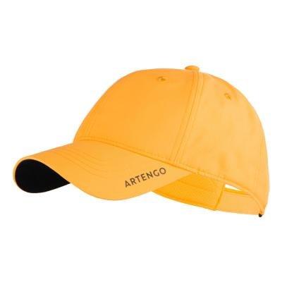 Žlutá tenisová kšiltovka Artengo