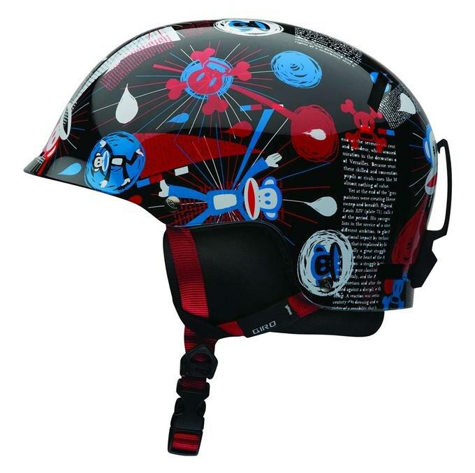 Černá lyžařská helma Giro - velikost 55,5-59 cm