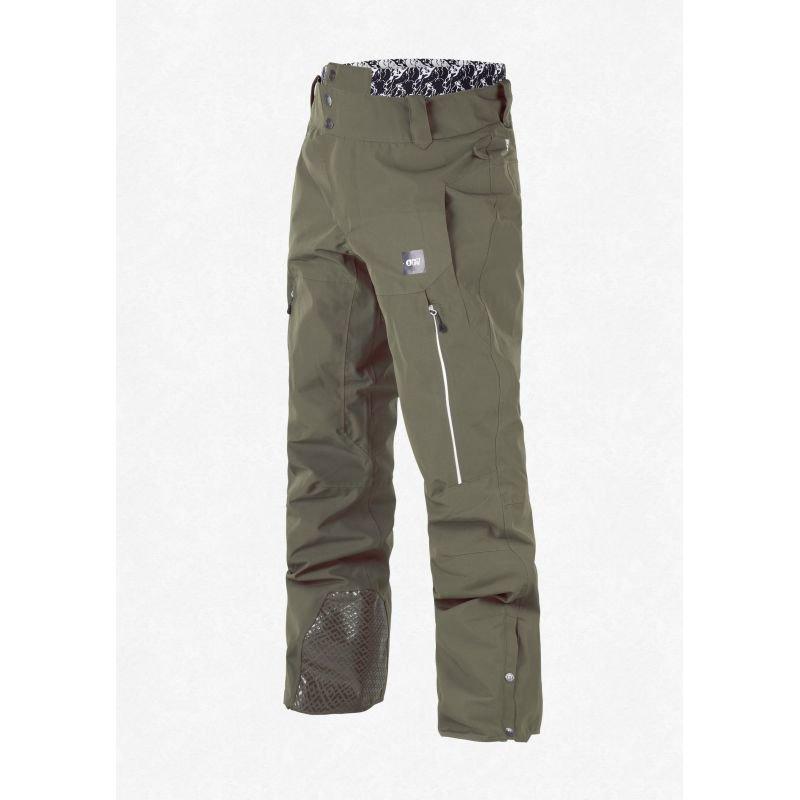 Zelené pánské snowboardové kalhoty Picture - velikost XL